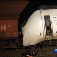 Масштабна залізнична аварія в Німеччині
