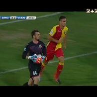 Зірка - Сталь - 0:0. Відео матчу