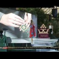 Українка Олександра Кучеренко прибула до Вашингтона, де 18-го грудня виборюватиме корону Міс Світу
