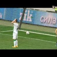 Карпати - Олександрія. 0:1. Відео голу Пономаря