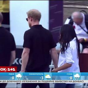 Принц Гаррі та Меган Маркл знімуться у документальному фільмі про власні стосунки