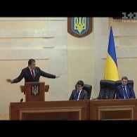 Украинские сенсации. Итог Саакашвили - в субботу на 1+1!