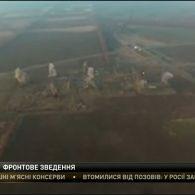 Російські найманці вдарили по українських оборонцях з важкої артилерії