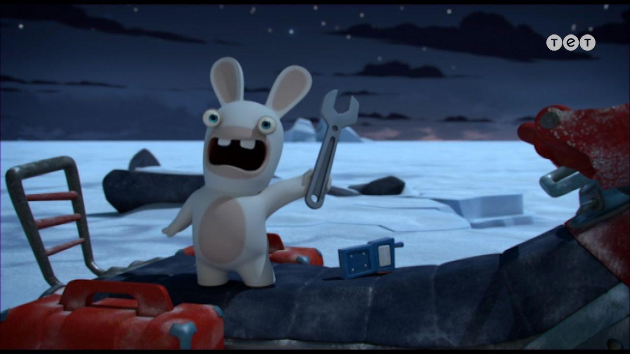 Непростий вибір - Шалені кролики: Вторгнення. 227 серія