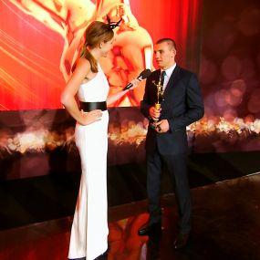 Олександр Хижняк розповів, як отримував нагороду Чемпіона світу з боксу у Сочі