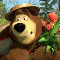 Маша и Медведь 1 сезон 7 серия. Весна пришла!