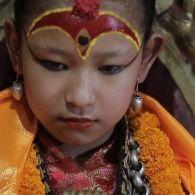 Знакомство с живой богиней Кумари. Непал. Мир наизнанку - 12 серия, 8 сезон
