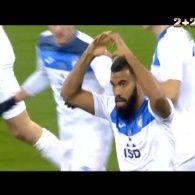 Динамо - Сталь - 2:1. Відео голу Коміваліуса