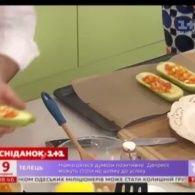 Фаршировані кабачки - Правильний Сніданок