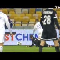 Динамо – Зоря -  1:0. Відео голу Мораєса