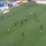 Чорноморець - Олександрія - 2:2. Відео матчу