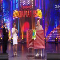 Порошенко, Клчико, Тимошенко и Ляшко встретились на Одесском пляже. Вечерний Квартал в Одессе