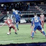 Скендербеу - Динамо - 3:2. Кияни перервали безпрограшну серію в Лізі Європи