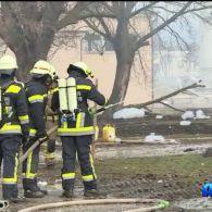 В Австрії стався вибух на найбільшому газовому сховищі