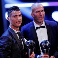 Кращий гол, футболіст, тренер: хто став лауреатами премії FIFA The Best 2017