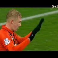 Дніпро - Шахтар - 0:2. Відео голів