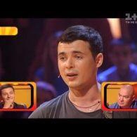 Константину Изюмову удалось выиграть 50 000 грн. Рассмеши комика 10 сезон. 5 выпуск