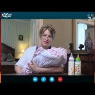 """Юлия Тимошенко на связи по скайпу: """"Дочь мне избирателя родила"""". Вечерний Квартал в Юрмале"""