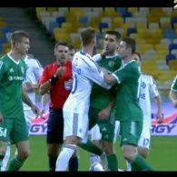Найяскравіші моменти матчу: Динамо - Ворскла