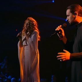 Тіна Кароль та Олександр Клименко – Твої гріхи – суперфінал