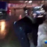 Дві компанії влаштували бійку зі стріляниною біля піцерії в Голосіївському районі