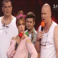 Танцуй дядя «Атятя» от актеров 95 квартала. Вечерний Квартал в Одессе