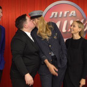 Оля Полякова та «Вінницькі». Перша гра Ліги сміху 2018