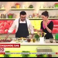 Салат з кабачками – Правильний Сніданок