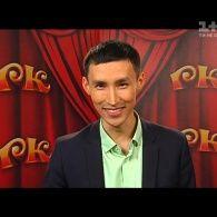 Арнат Муратович попытался второй раз выиграть суперприз шоу Рассмеши комика. Рассмеши комика 10 сезон. 16 выпуск