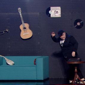 Батл «Наклонная комната» - Вінницькі vs Воробушек. П'ята гра Ліги сміху 2018