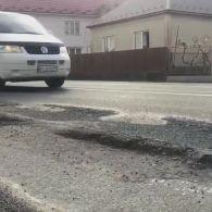 """Трасу Київ-Чоп """"ремонтують"""" за новими технологіями"""