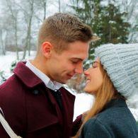 3 самые романтические пары шоу-бизнеса показали, как отпраздновали День влюбленных