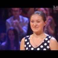 Александра Перевертайло стала победительницей суперигры. Рассмеши комика 10 сезон 1 выпуск