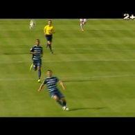 Волинь - Олімпік. 1:0. Відео голу Хомченка
