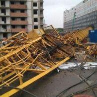 Наслідки найстрашнішого урагану у Москві і Підмосков'ї