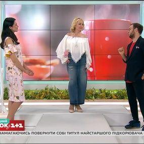 """Класичні, кльош чи """"бойфренди"""" - Андре Тан розповідає про наймодніші джинси сезону"""