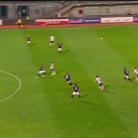 Зоря - Чорноморець - 4:0. Відео голу Гордієнка