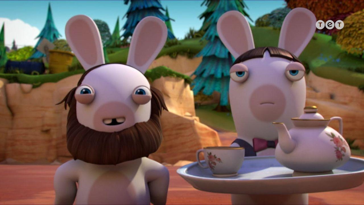 Заморожений кролик - Шалені кролики: Вторгнення. 183 серія