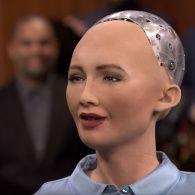 Користь світу і заміна людям: про що говорить Софія - робот з інтелектом і людським обличчям