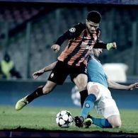 "Наполі - Шахтар - 3:0. Катастрофа захисту ""гірників"" у Неаполі"