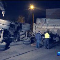 Дві аварії вантажівок в один день в Маріуполі
