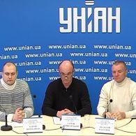Прес-конференція щодо проведення незаконних демонтажів зупинкових комплексів у Києві