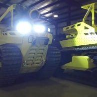 Американські вчені розробили робота-пожежника