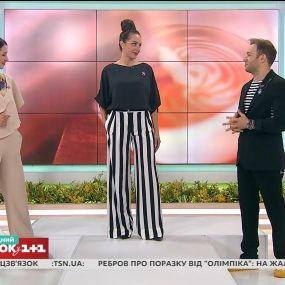 Як правильно носити смугастий одяг представницям різних типів фігур – поради Андре Тана