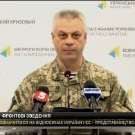 Диверсанти з автоматів обстріляли ракетний склад збройних сил на Донеччині
