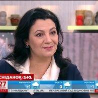 Іванна Климпуш-Цинцадзе у студії Сніданку з 1+1