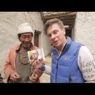 Непалець пообіцяв навчити Ляшка цілуватись