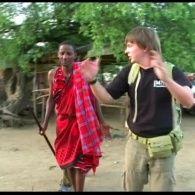Мир наизнанку 3 сезон 3 выпуск. Африка. Кения