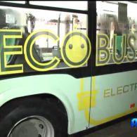 Автобус за дев'ять мільйонів гривень курсує вулицями Львова