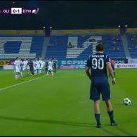 Олімпік - Динамо - 1:2. Відео-аналіз матчу